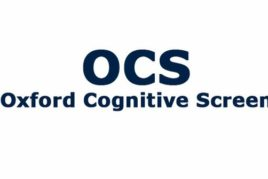 Oxford Cognitive Sceen